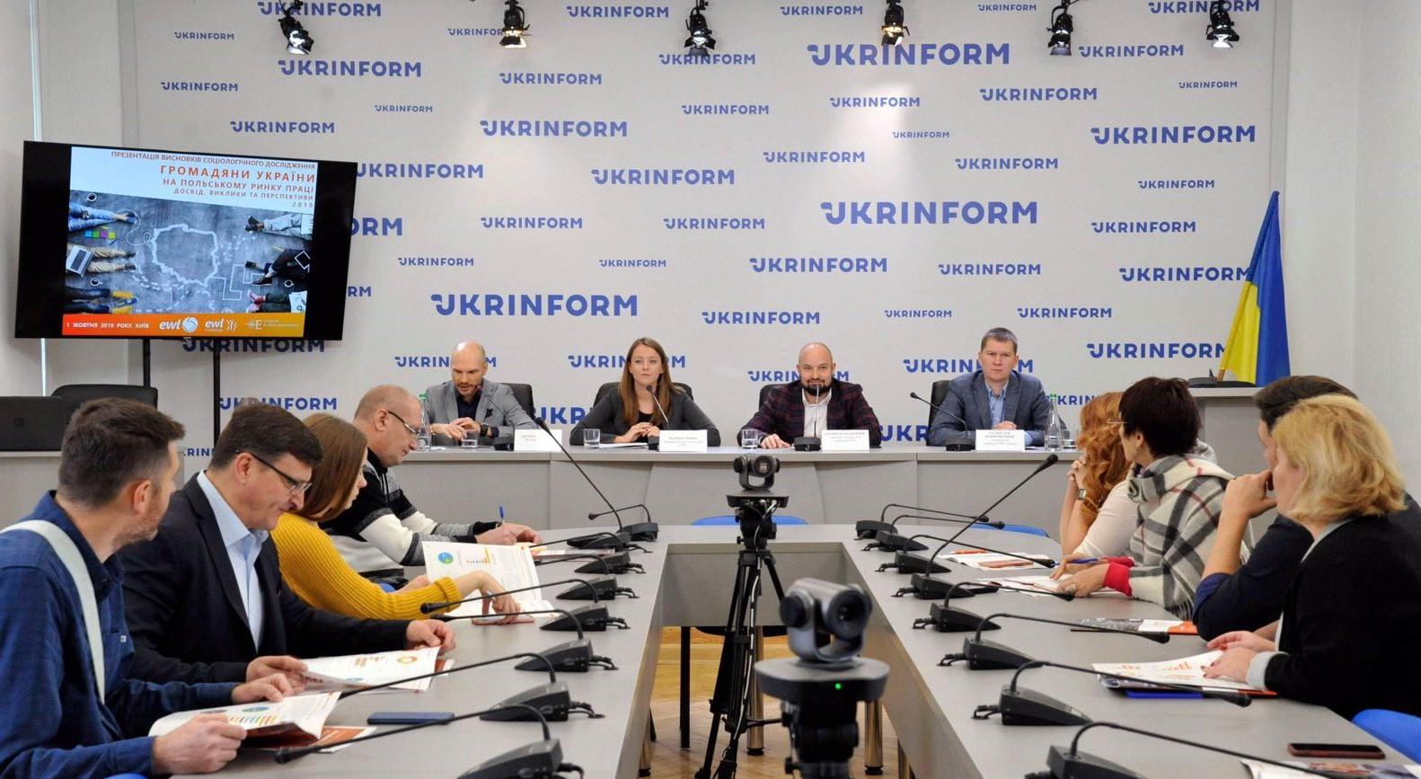 Дослідження «Громадяни України на польському ринку праці: досвід, виклики та перспективи» (випуск 2019)